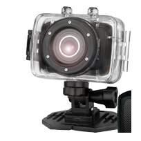 Câmara de filmar GoXtreme