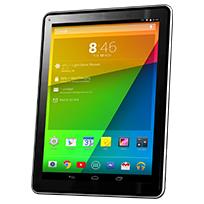 Tablet XPad Duas cámaras.